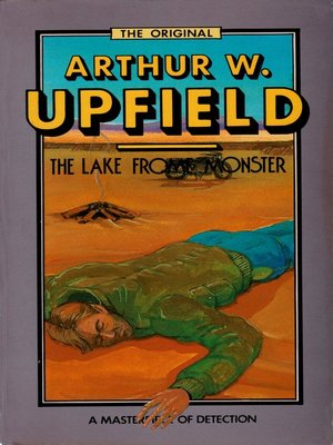 cover image of The Lake Frome Monster