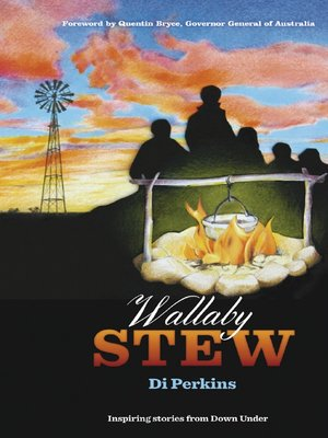 cover image of Wallaby Stew