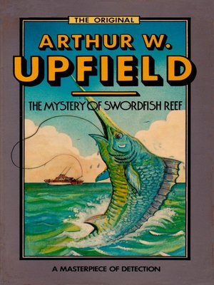 cover image of The Mystery of Swordfish Reef