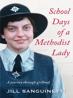 cover image of School Days of a Methodist Lady