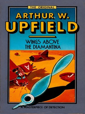 cover image of Wings Above the Diamantina