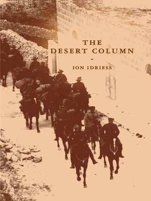 cover image of The Desert Column