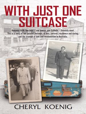cover image of With Just One Suitcase
