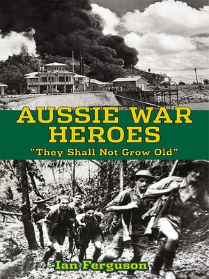 cover image of Aussie War Heroes