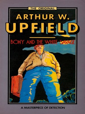 cover image of Bony and the White Savage