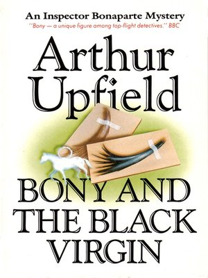 cover image of Bony and the Black Virgin