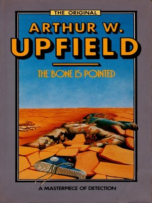 cover image of The Bone is Pointed