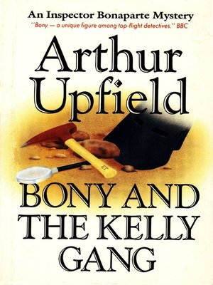 cover image of Bony and the Kelly Gang