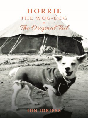 cover image of Horrie the Wog-Dog
