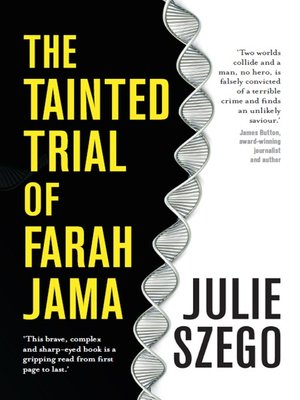 cover image of The Tainted Trial of Farah Jama