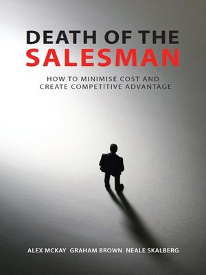 cover image of Death of the Salesman