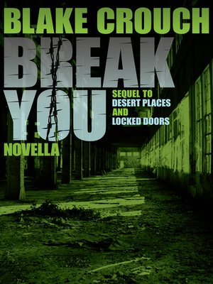 cover image of Break You