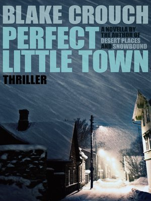 cover image of Perfect Little Town
