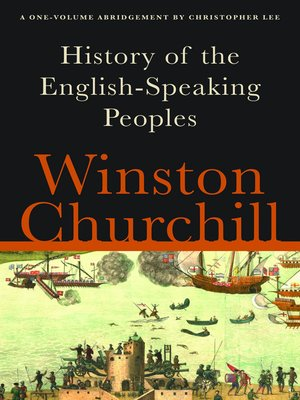 cover image of History of the English-Speaking Peoples