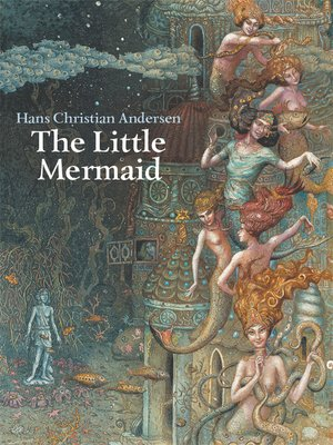cover image of TheLittleMermaid