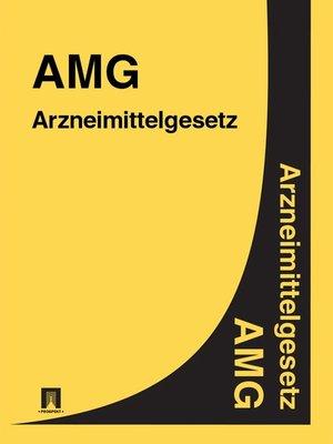 cover image of Arzneimittelgesetz