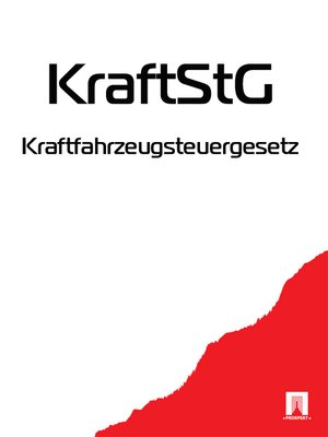 cover image of Kraftfahrzeugsteuergesetz