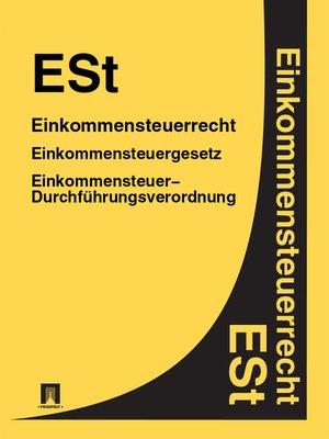 cover image of Einkommensteuerrecht