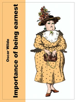 cover image of Importance of Being Earnest
