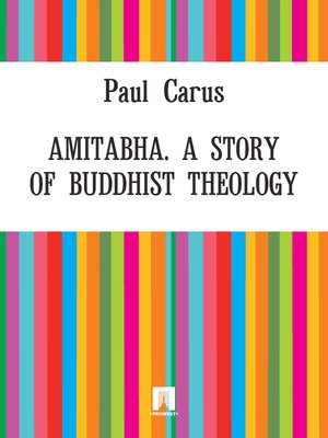 cover image of Amitabha