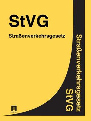 cover image of Straßenverkehrsgesetz