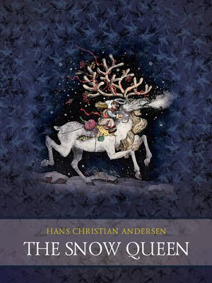 cover image of TheSnowQueen