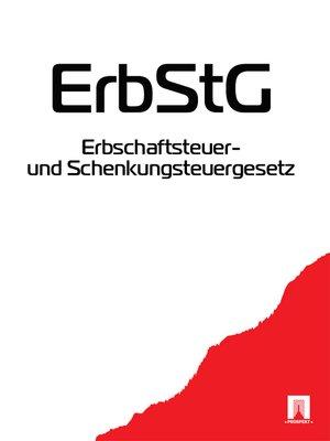 cover image of Erbschaftsteuer und Schenkungsteuergesetz