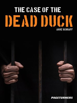 cover image of The Case of the Dead Duck (Detective)