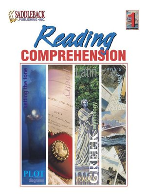 cover image of Reading Comprehension 1