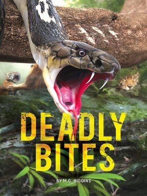 cover image of Deadly Bites