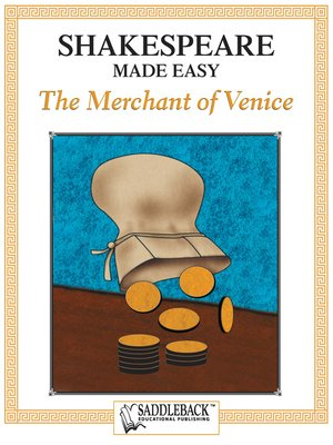 cover image of Merchant of Venice, The Shakespeare Made Easy