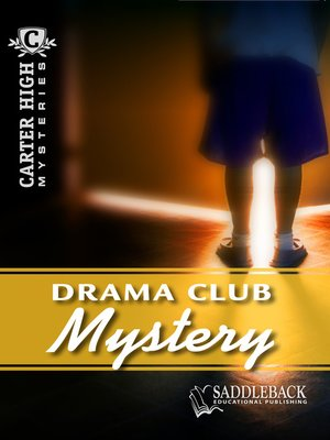 cover image of Drama Club Mystery