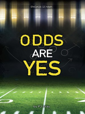cover image of Odds Are Yes
