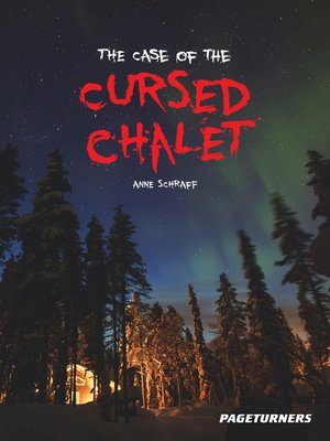 cover image of The Case of the Cursed Chalet (Detective)