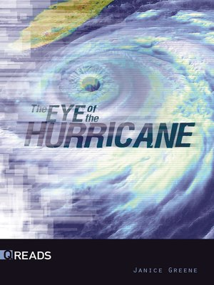cover image of The Eye of the Hurricane