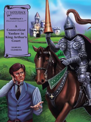 cover image of A Connecticut Yankee in King Arthur's Court