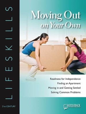 cover image of Moving Out on Your Own