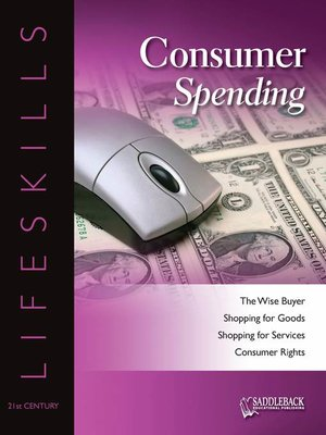cover image of Consumer Spending