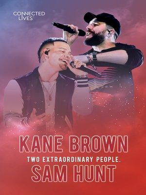cover image of Kane Brown/Sam Hunt