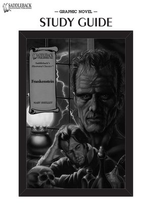 cover image of Frankenstein Study Guide