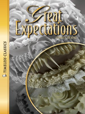 cover image of Great Expecatations