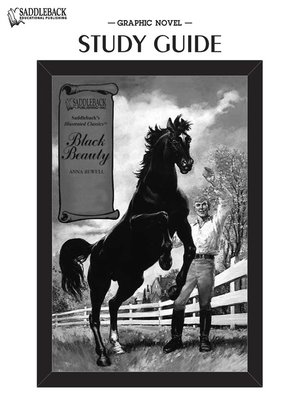 cover image of Black Beauty Study Guide