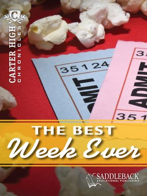 cover image of Best Week Ever