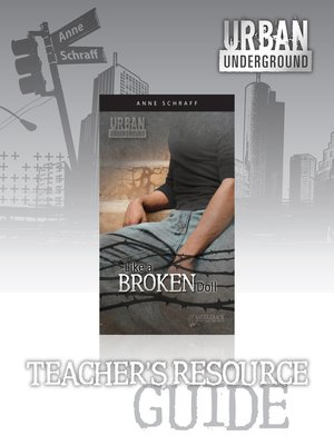 cover image of Like a Broken Doll Teacher's Resource Guide