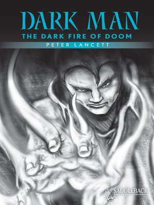 cover image of The Dark Fire of Doom (Blue Series)