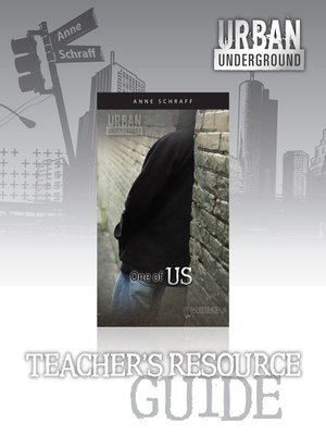 cover image of One of Us Teacher's Resource Guide