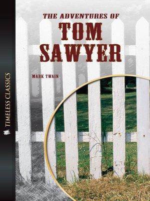 cover image of Adv. Tom Sawyer