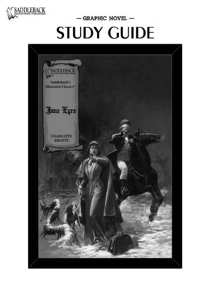 cover image of Jane Eyre Study Guide