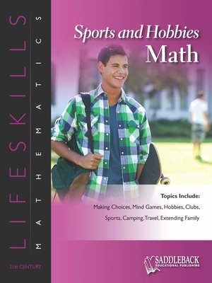 cover image of Sports and Hobbies Math