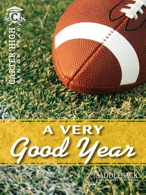 cover image of A Very Good Year